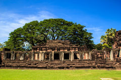 Historical and ancient the ruins. Royalty Free Stock Image