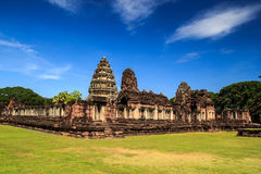 Historical and ancient the ruins. Royalty Free Stock Photography