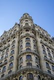 Historical Ansonia building royalty free stock photo
