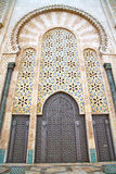 Historical in  antique building  morocco style africa   wood and. Historical in  antique building door morocco style africa   wood and metal rusty Stock Images