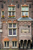 Historical architecture in Amsterdam, The Netherlands Stock Photography