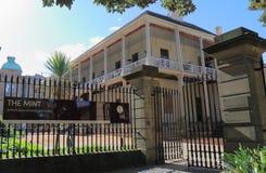 Historical architecture of the Mint Sydney Australia Stock Photo