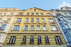 Historical architecture in Prague Stock Images