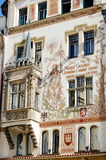 Historical architecture in Prague Royalty Free Stock Image