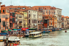 Historical architecture of Venice Royalty Free Stock Images