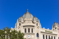 Historical and artistic building, Barcelona Stock Image