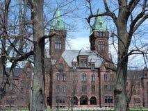 Historical Assylum Stock Photo