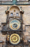 Historical Astronomical Clock, Prague, Czech Republic, Europe Royalty Free Stock Images