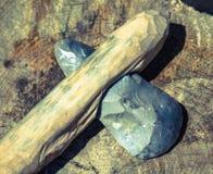 Historical axe Stock Photos