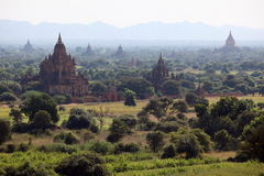 Historical Bagan Stock Photography