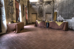 Historical Banquet Royalty Free Stock Photos