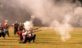 Historical Battle of White Mountain Stock Images