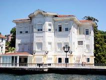 Historical Bosporus Villa Royalty Free Stock Photos