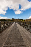 Historical bridge Royalty Free Stock Photo