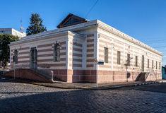 Historical Building in Amparo Royalty Free Stock Photo