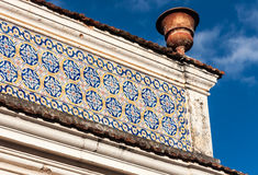 Historical Building in Amparo Royalty Free Stock Photography