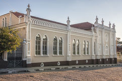 Historical Building in Amparo Stock Image