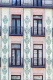 Historical Building Barcelona Royalty Free Stock Photos