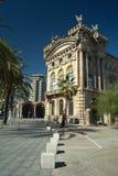 Historical Building Barcelona Stock Image