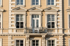 Historical building - Bayreuth old town Stock Photo