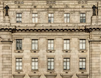 Historical building in Beaux-Arts architecture style Stock Photos