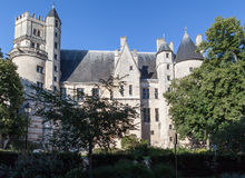 Historical Building Bourges France Royalty Free Stock Photography