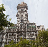 Historical Building Buenos Aires Royalty Free Stock Photography