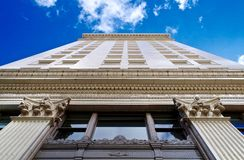 Historical Building. In downtown Portland Oregonn Stock Images