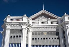Historical building exterior Royalty Free Stock Image