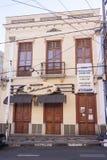Historical Building Facade Amparo Royalty Free Stock Photography