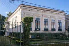 Historical Building Facade Stock Image