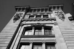 Historical building facade Royalty Free Stock Photos