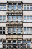 Historical Building Facade Munich Stock Images