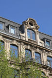 Historical building in Frankfurt Royalty Free Stock Photos