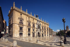 Historical building in Granada,  Spain Stock Photography