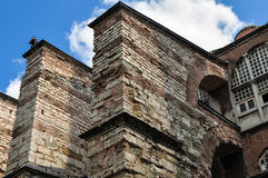 Historical Building Of Hagia Sophia Royalty Free Stock Photos