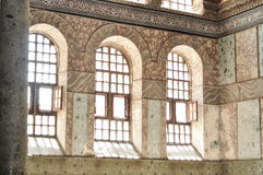 Historical Building Of Hagia Sophia Stock Image
