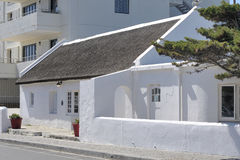 Historical building in Hermanus Stock Image