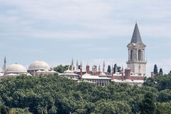 Historical Building Istanbul Turkey Stock Photography