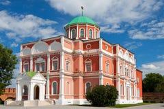 Historical building in kremlin Stock Image