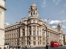 Historical Building London Royalty Free Stock Photos