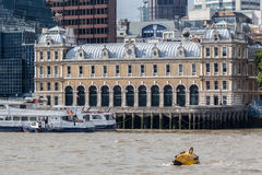 Historical Building London Royalty Free Stock Photography