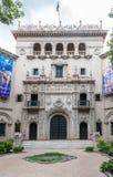 Historical Building Mendoza Royalty Free Stock Photo