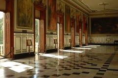 Historical building Merida. Room historical building Merida Messico royalty free stock photography