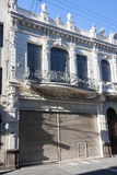 Historical Building in Montevideo Uruguay Royalty Free Stock Photos