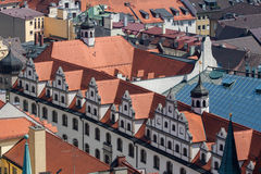 Historical Building Munich Germany Stock Photo