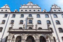 Historical Building Munich Germany Royalty Free Stock Photo