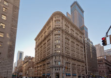 Historical Building in New York City Royalty Free Stock Images