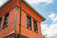 Historical Building in Odunpazari Eskisehir Stock Images