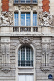 Historical Building in Paris France Royalty Free Stock Images